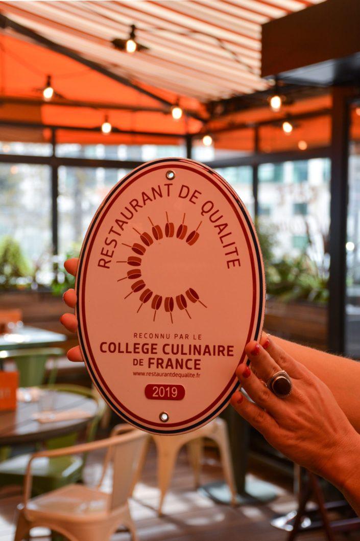 Monsieur Moulinot & College Culinaire de France