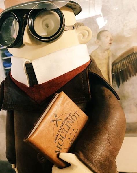 Figurine Monsieur Moulinot