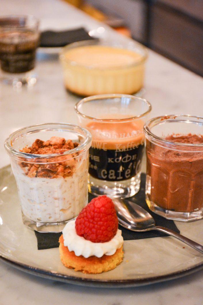 Monsieur Moulinot Desserts